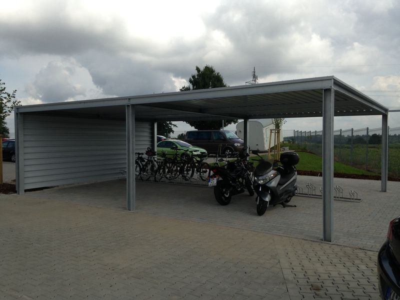 carport vor excellent carport selber bauen with carport vor carport vorschau with carport vor. Black Bedroom Furniture Sets. Home Design Ideas